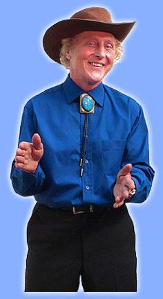 Bauchredner und Entertainer Mike Veidt